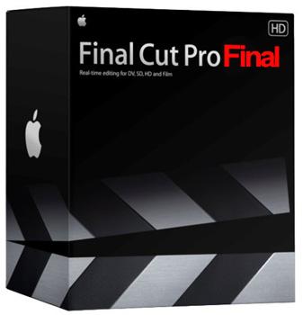 Final Cut Final Box