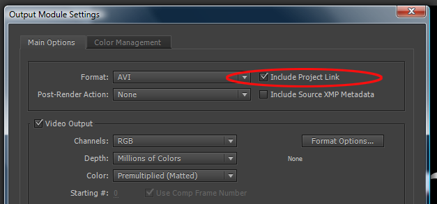 after effects how to know trial days left